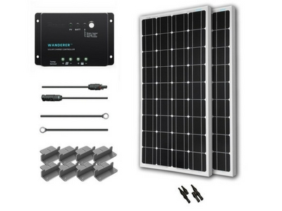 Top-Rated Solar Panel Kits